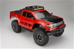 JConcepts Illuzion Ford Raptor SVT SCT / SCX10 Body