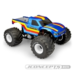 JConcepts 2010 Ford Raptor MT Clear Body