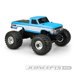 JConcepts 1985 Ford Ranger Traxxas Stampede / Rival MT10 Body