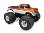 JConcepts 1979 Ford F-250 Monster Truck Body w/ Bumpers