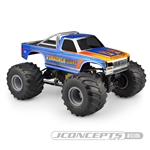 JConcepts 1984 Ford F-250 MT Clear Body