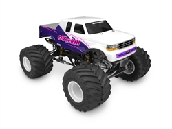 JConcepts 1993 Ford F-250 Supercab Monster Truck Body