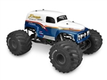 JConcepts 1951 Ford Panel Truck Clear Body