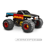 "JConcepts 1988 Chevy Silverado ""Snoop Nose"" MT Body 13.0"" Wheelbase"