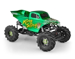 JConcepts King Sling Mega Truck Body w/ Scoop & Spoiler