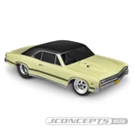 JConcepts 1967 Chevy Chevelle SCT-Drag Clear Body