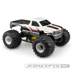 JConcepts 2014 Chevy Silverado 1500 Monster Truck Single Cab Body