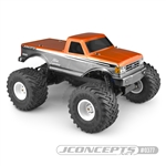JConcepts 1989 Ford F-250 Stampede Size Clear Body
