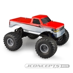 JConcepts 1993 Ford F-250 Stampede Size Clear Body