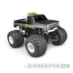 JConcepts 1982 GMC K2500 Stampede Size Clear Body
