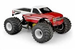 JConcepts 2005 Chevy 1500 MT Single Cab Clear Body