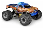 "JConcepts 2005 Chevy 1500 MT Single Cab Clear ""Samson"" Body w/ Arms and Racerback"