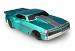 JConcepts 1967 Chevy Camaro Clear Drag Body