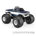 JConcepts 1984 Ford F-250 Clear Body