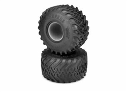 "JConcepts Rangers 2.2"" MT Scale Monster Truck Tire Blue Compound (2)"