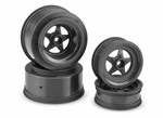 JConcepts Startec Slash / Bandit Street Eliminator Drag Wheel F&R Set (4)
