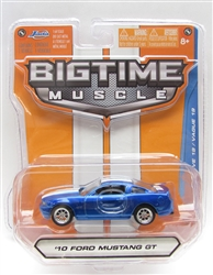 Jada Toys Big Time Muscle Wave 19 2010 Ford Mustang GT