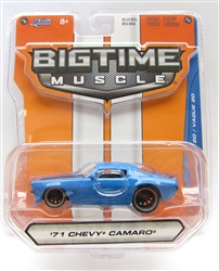 Jada Toys Big Time Muscle Wave 20 1971 Chevy Camaro