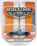 Jada Toys Big Time Muscle Wave 20 2005 Ford GT