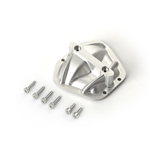 Junfac GA60 3D Machined Differential Cover (Silver) GOM
