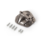 Junfac GA60 3D Machined Differential Cover (Titanium Gray) GOM