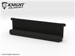 Knight Customs Honcho Radiator