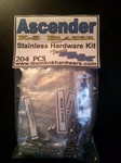 Team KNK Vaterra Ascender K5 Stainless Hardware Kit