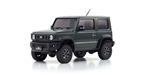 Kyosho MINI-Z 4X4 RTR with Suzuki Jimny Sierra Body - Green
