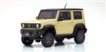 Kyosho MINI-Z 4X4 RTR with Suzuki Jimny Sierra Body - Ivory