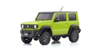 Kyosho MINI-Z 4X4 RTR with Suzuki Jimny Sierra Body - Yellow Green