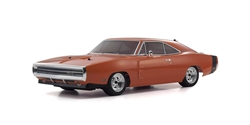 Kyosho Fazer Mk2 1970 Dodge Charger Hemi Orange RTR