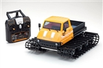Kyosho Trail King RTR - Yellow