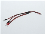 Kyosho LED Light Clear & Red for MINI-Z