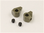 Kyosho Scorpion 2014 CNC Front Caster Lock Set