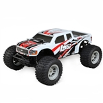 Losi 1/10 TENACITY Monster Truck 4WD RTR with AVC