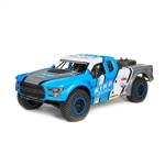 Losi 1/10 Ford Raptor Baja Rey 4WD Desert Truck RTR with SMART - King Shocks