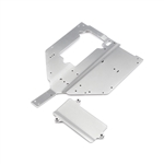 Losi Chassis Plate and Motor Cover Plate Baja & Rock Rey