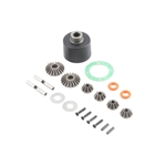 Losi HD Diff Housing and Internals Baja & Rock Rey