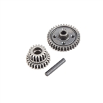 Losi Center Transmission Gear Set Baja & Rock Rey