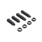 Losi FR RR Shock Body and Collar Set Baja Rey