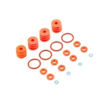 Losi FR RR Shock Seal and Limiter Set Baja & Rock Rey