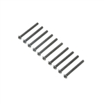 Losi Button Head Screws M3x30mm (10)