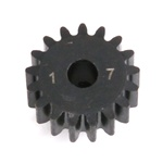 Losi 1.0 Module Pitch Pinion,17T: 8E,SCTE