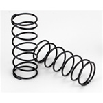 "Losi 15mm Springs 2.3"" x 5.0 Rate, Black: 8B"