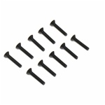 "Losi 4-40 x 5/8"" FH Screws (10)"