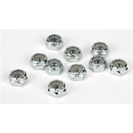 Losi 8-32 Steel Lock Nuts (10)