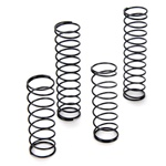 Losi Fr/R Spring Set (4), Black (Medium)