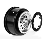 Losi Front Wheels Set: XXX-SCT