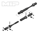 MIP X-Duty Center Drive Kit 120mm to 145mm for SMT10