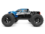 Maverick 1/10 Quantum MT RTR Brushed 4WD Monster Truck - Blue